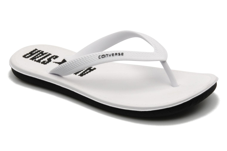 Slippers Converse Sandstar Polka dot W Wit detail