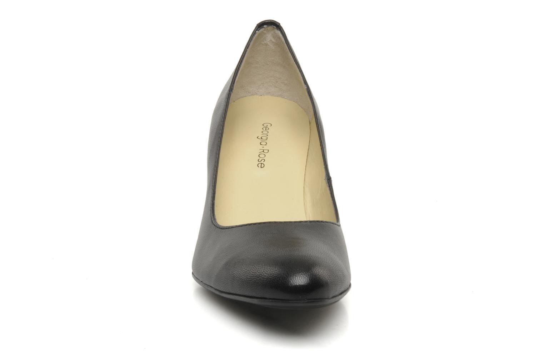 Escarpins Georgia Rose Timido Noir vue portées chaussures