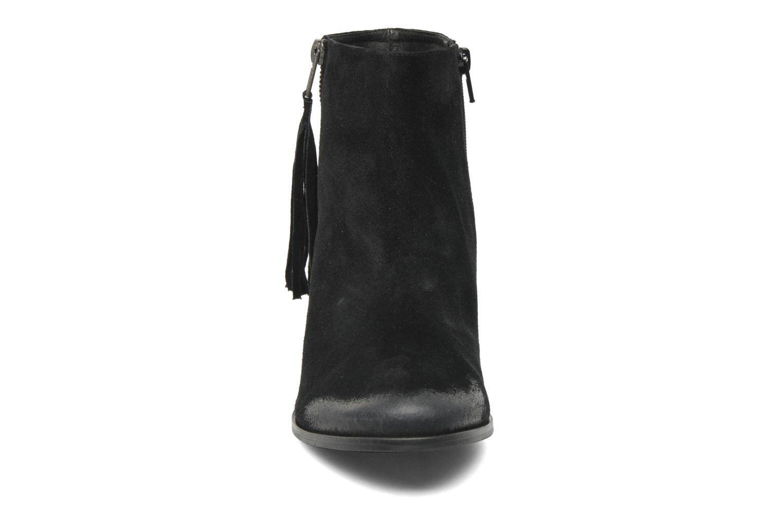 Bottines et boots Georgia Rose Timalo Noir vue portées chaussures