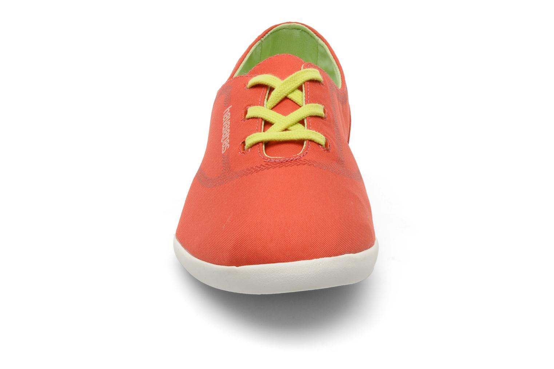 Sneakers Havaianas Essentia Low W Orange se skoene på