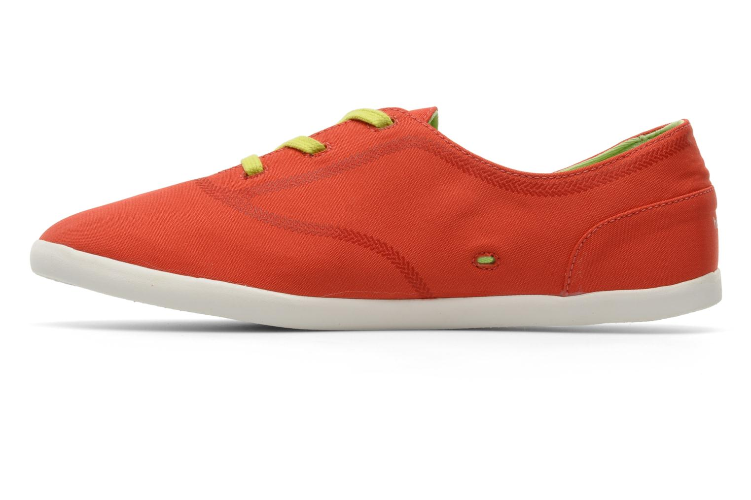 Sneaker Havaianas Essentia Low W orange ansicht von vorne