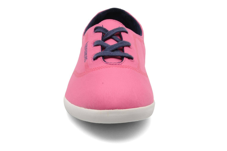 Sneaker Havaianas Essentia Low W rosa schuhe getragen