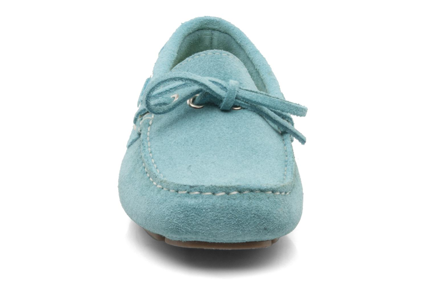 Loafers Georgia Rose Palario Blue model view