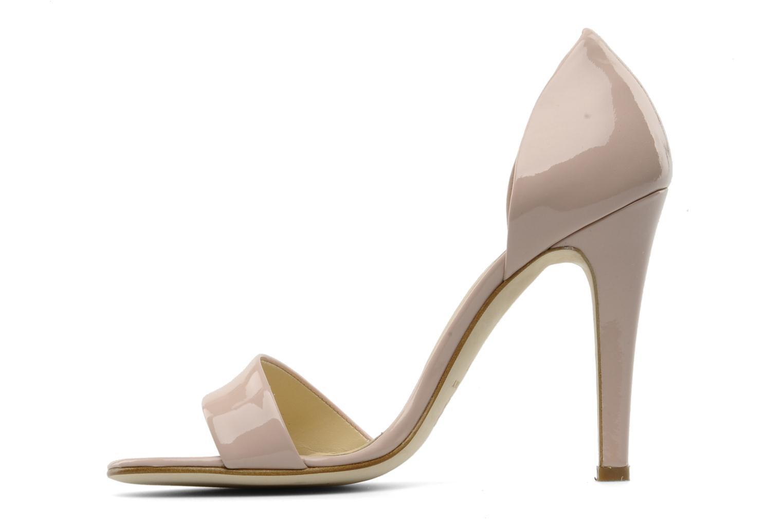 Sandales et nu-pieds Georgia Rose Dellia Rose vue face