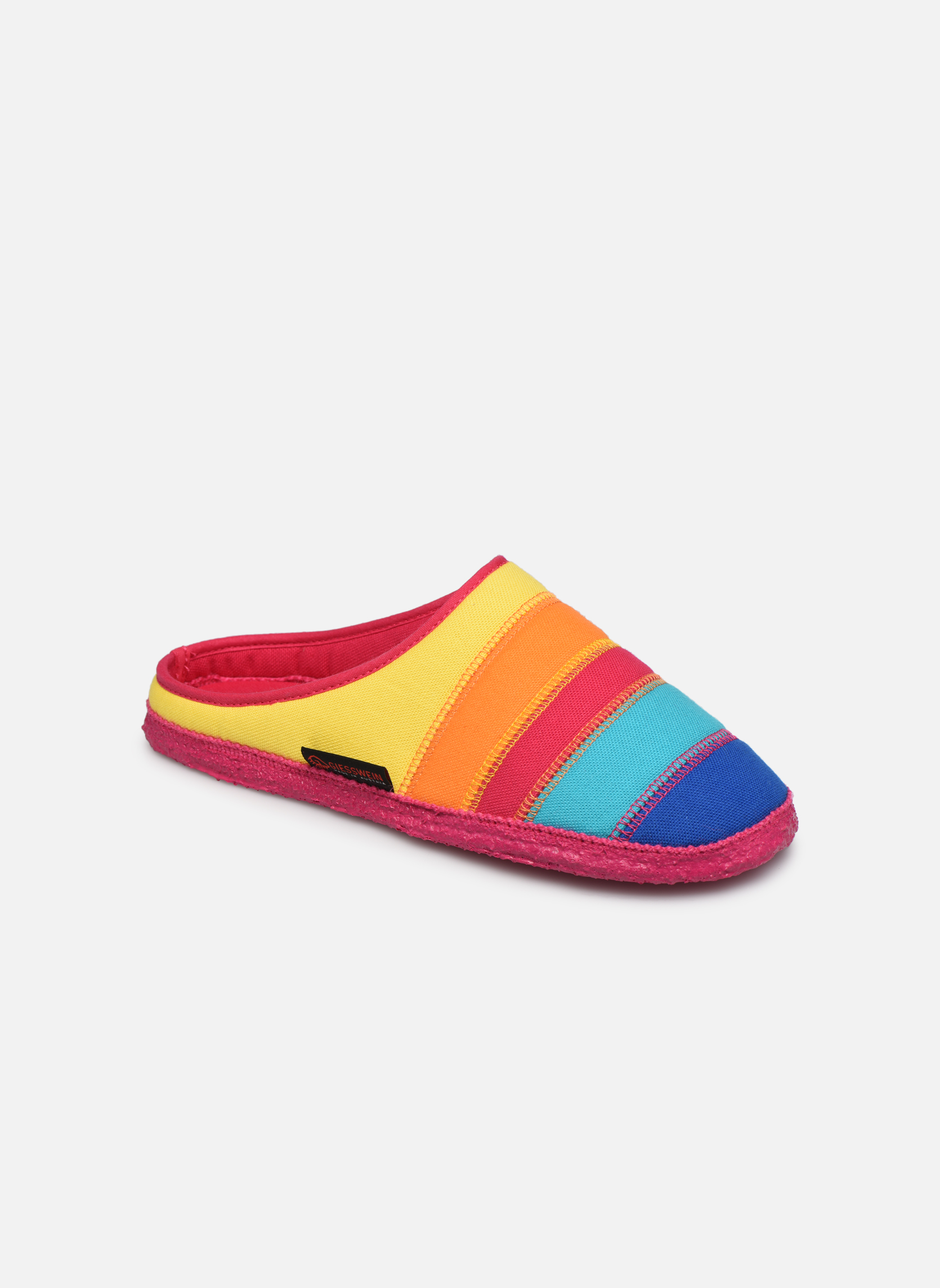 Slippers Giesswein Azusa Multicolor detailed view/ Pair view