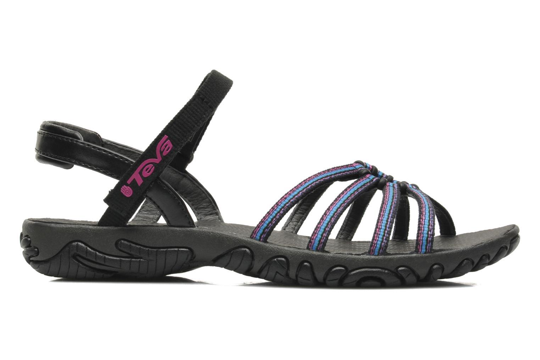 Chaussures de sport Teva Kayenta W Noir vue derrière