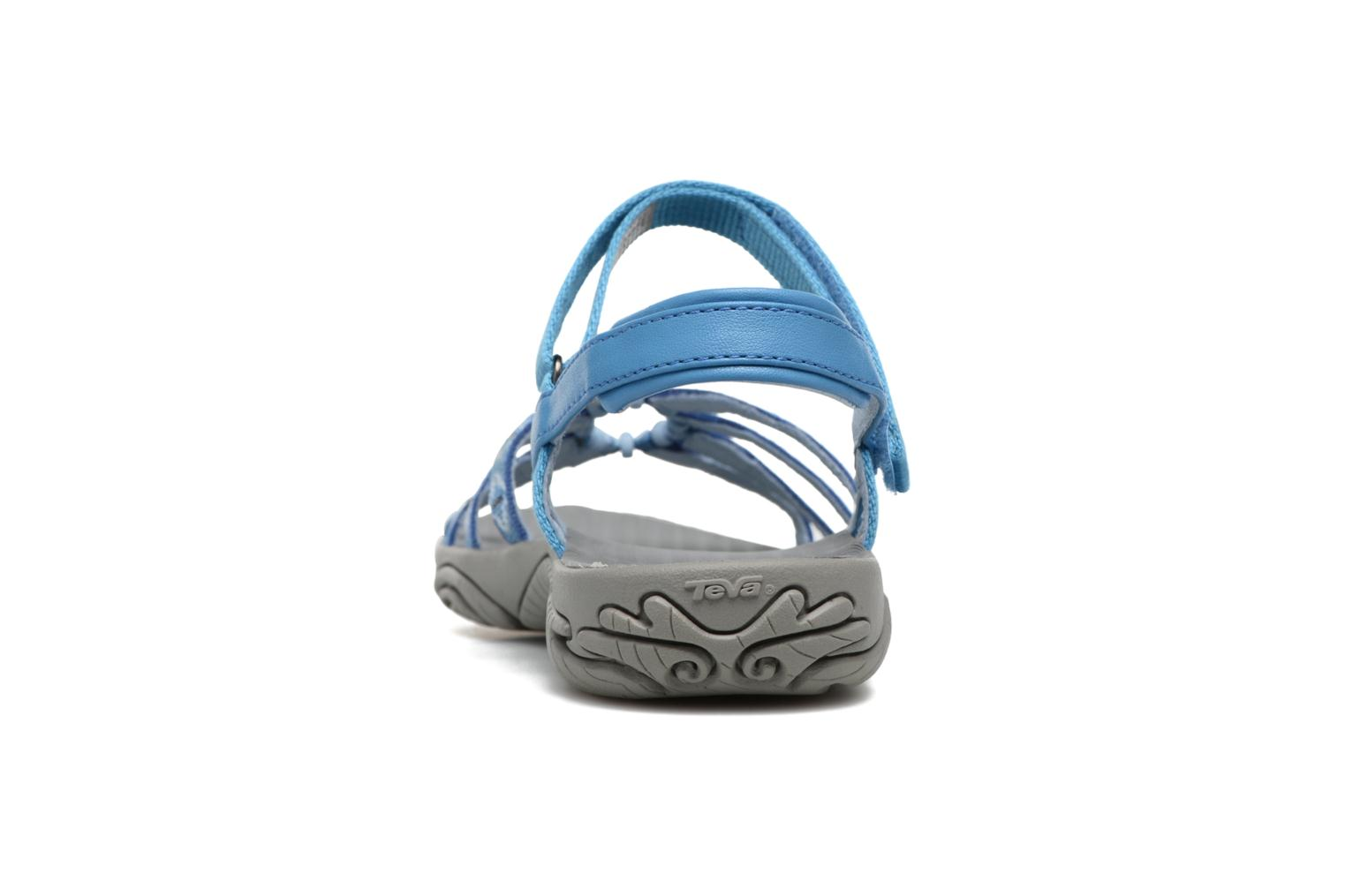 Sport shoes Teva Kayenta W Blue view from the right