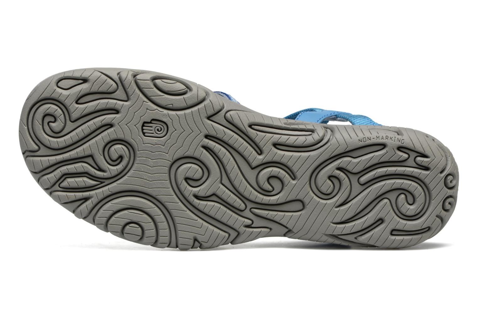 Sport shoes Teva Kayenta W Blue view from above