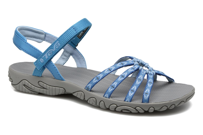 Scarpe sportive Teva Kayenta W Azzurro vedi dettaglio/paio