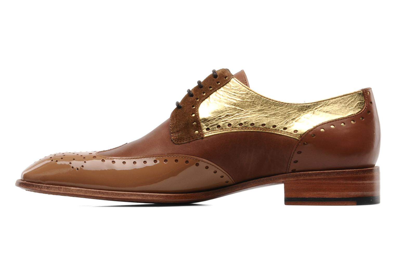 Totsy 4 derby perfo Multi marron