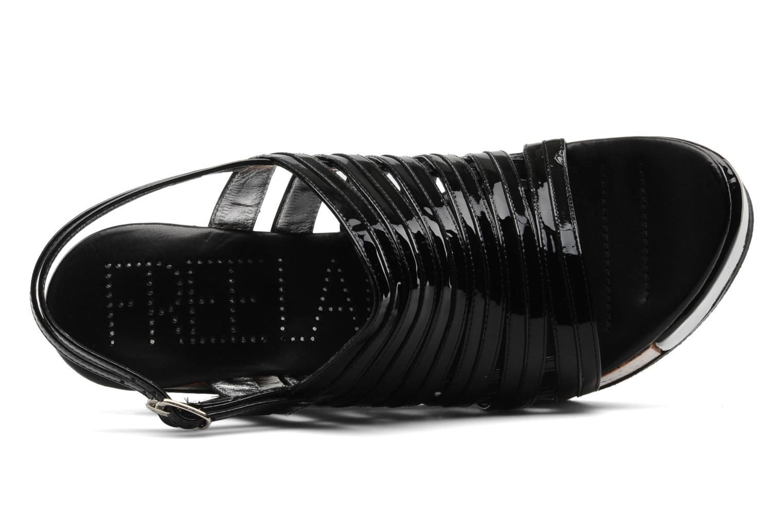 Sandalen Free Lance Daphne 7 sandalstrap Zwart links