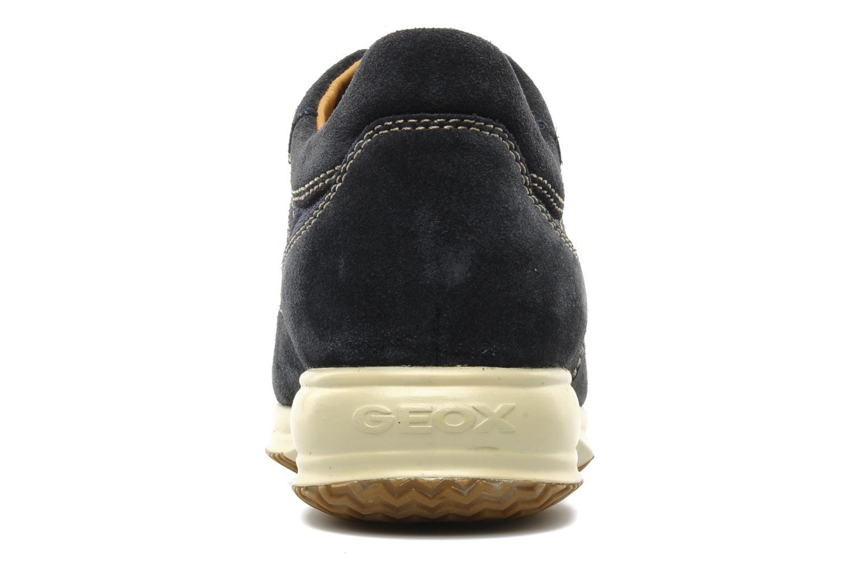 Sneaker Geox U HAPPY G blau ansicht von rechts