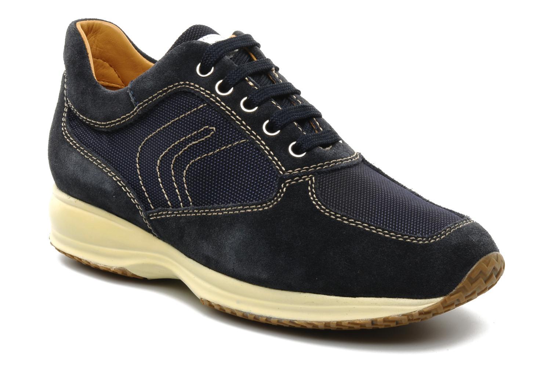 Sneaker Geox U HAPPY G blau detaillierte ansicht/modell
