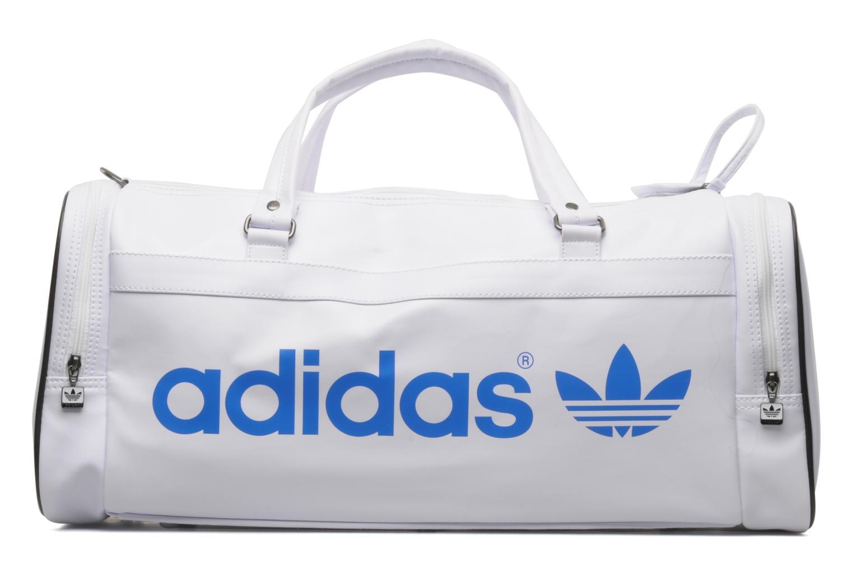 Sacs de sport Adidas Originals AC TEAMBAG Blanc vue détail/paire