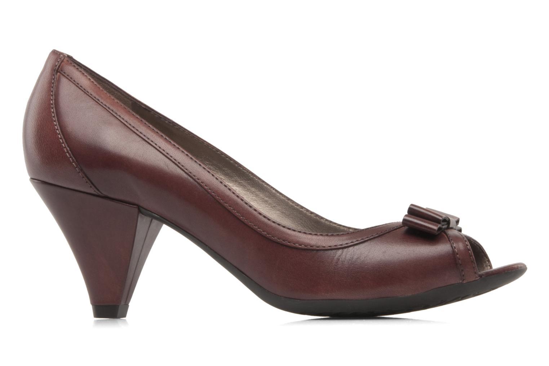 Zapatos de tacón Geox D Francia Z Marrón vistra trasera