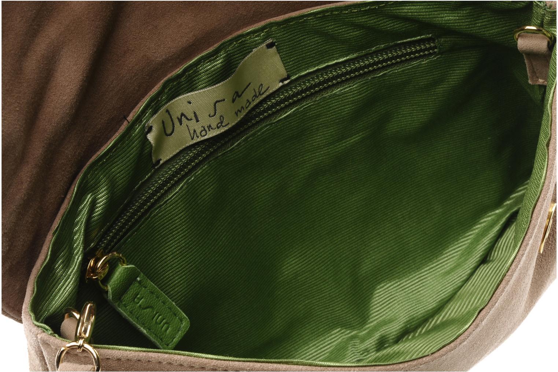 Handbags Unisa ZBOREAL Beige back view