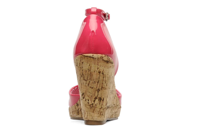 Sandales et nu-pieds Refresh Arue Rose vue droite
