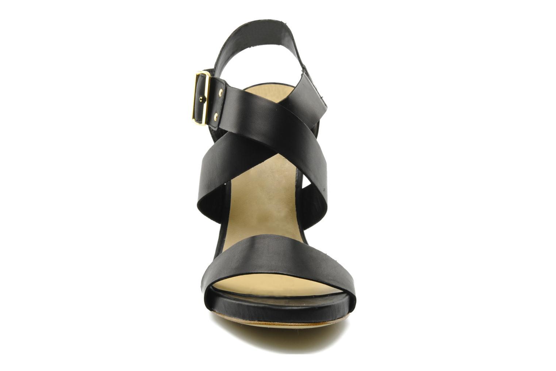 Sandalen Eden Evaline schwarz schuhe getragen
