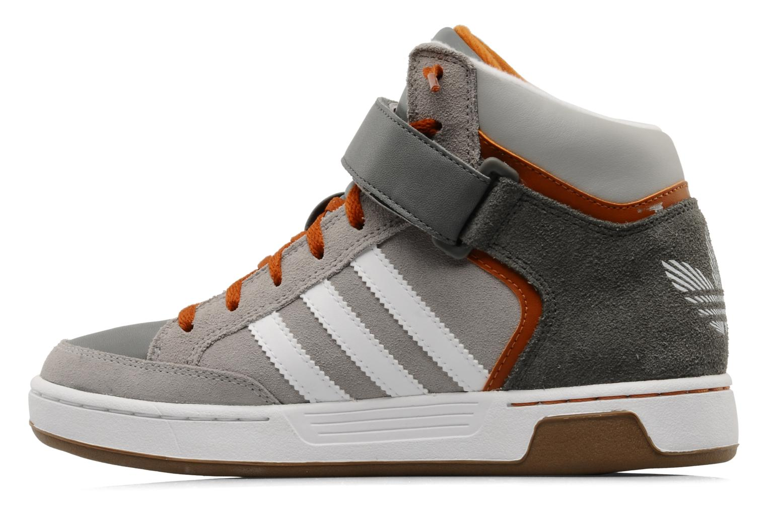Varial Mid St J Ice Grey - Running White - Half Brown S12