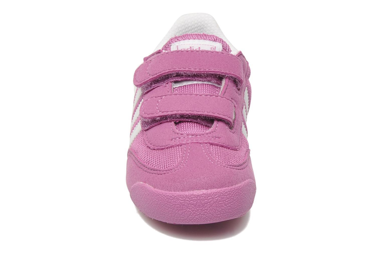 Sneaker Adidas Originals Dragon CF I rosa schuhe getragen