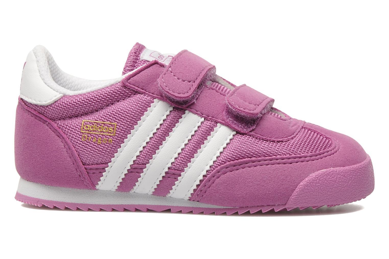 Deportivas Adidas Originals Dragon CF I Rosa vistra trasera