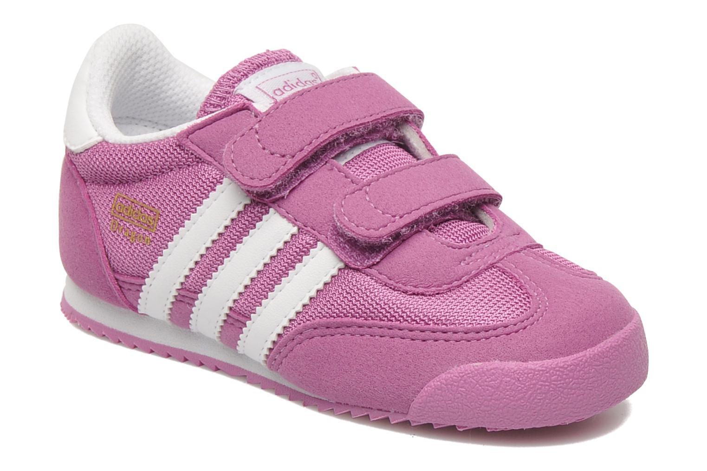 Sneaker Adidas Originals Dragon CF I rosa detaillierte ansicht/modell