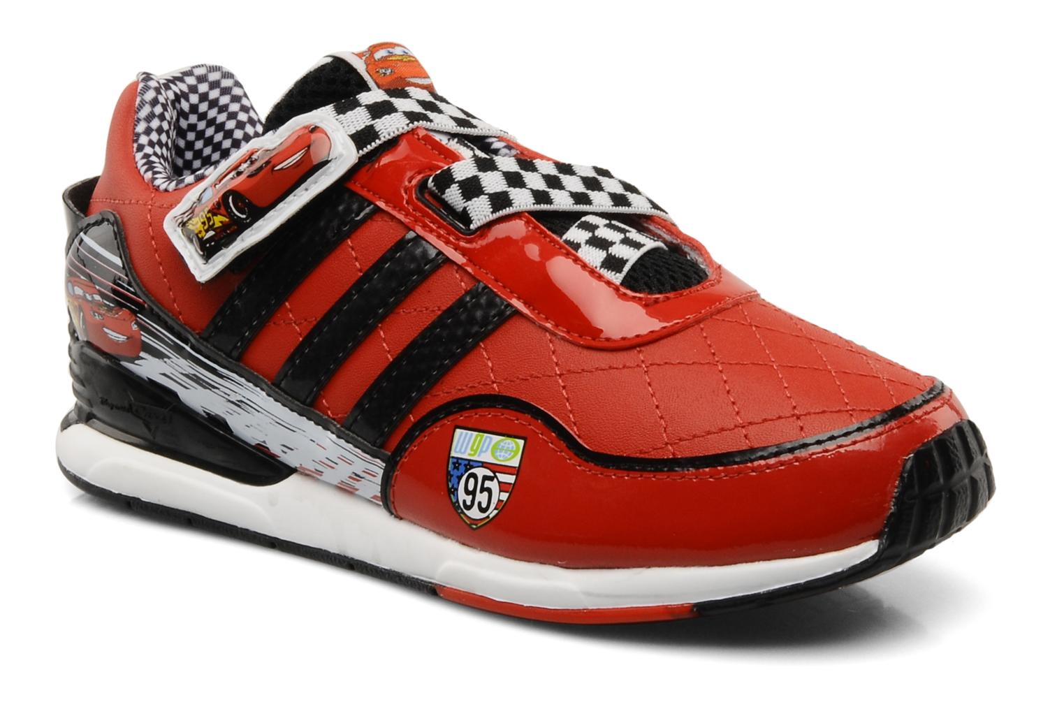 Sneakers Adidas Performance Disney Cars 2 CF C Rood detail
