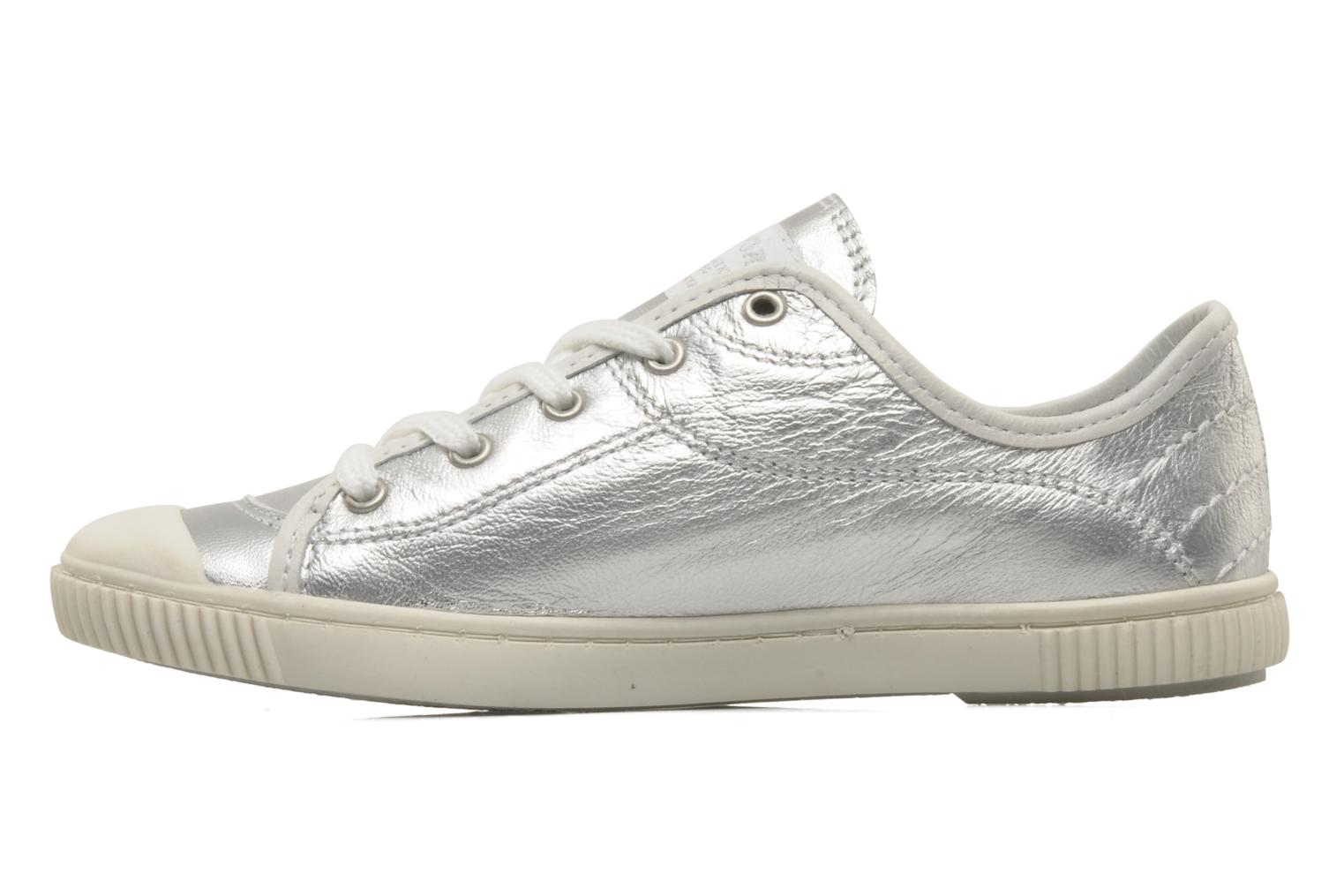 Trainers Pataugas Boutchou/m e Silver front view