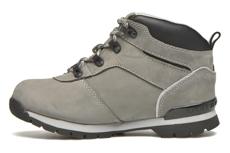 Stiefeletten & Boots Timberland Splitrock 2 Kid grau ansicht von vorne