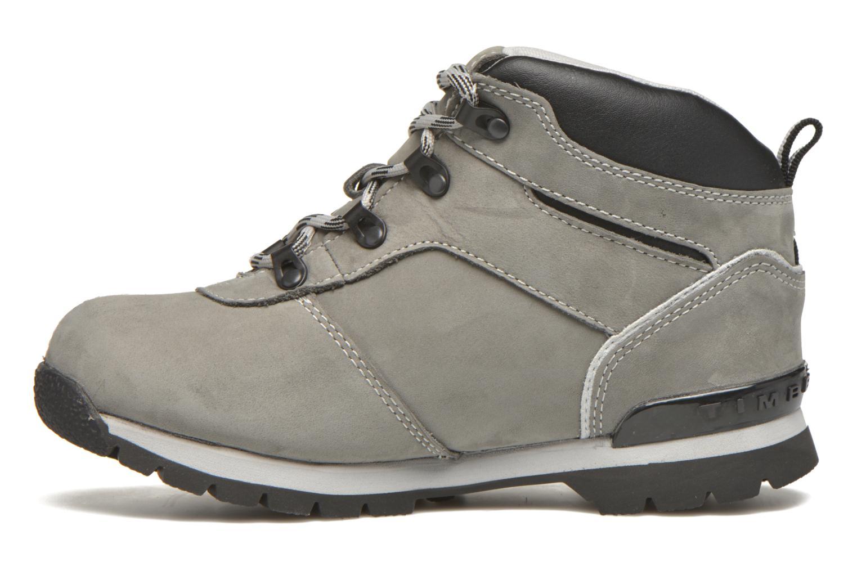 Bottines et boots Timberland Splitrock 2 Kid Gris vue face