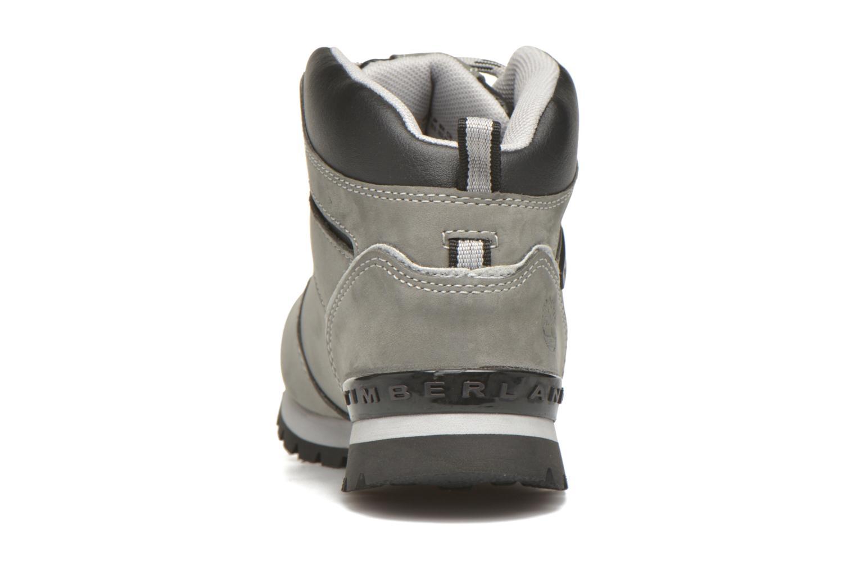 Bottines et boots Timberland Splitrock 2 Kid Gris vue droite