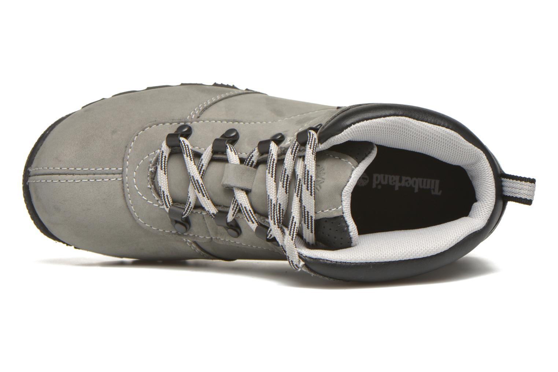 Bottines et boots Timberland Splitrock 2 Kid Gris vue gauche