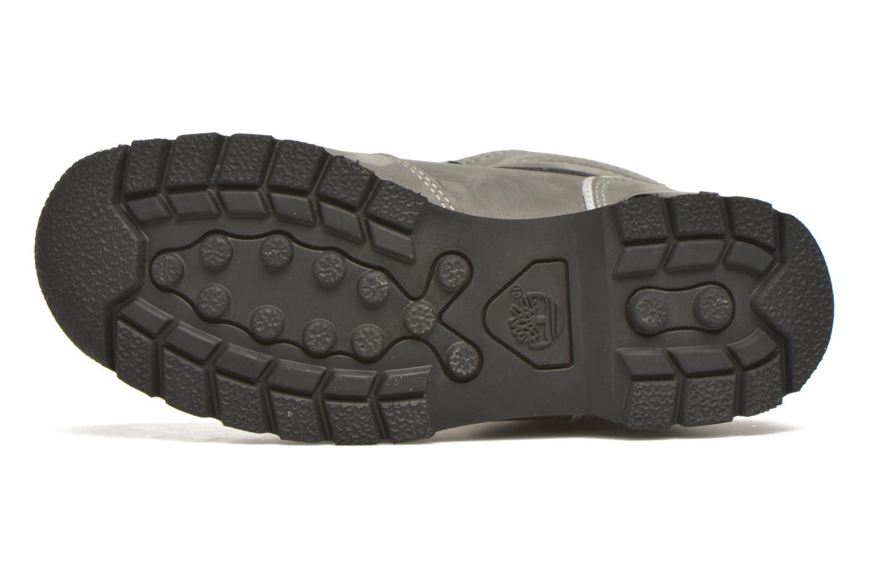 Bottines et boots Timberland Splitrock 2 Kid Gris vue haut