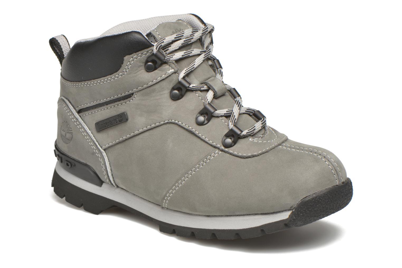 Bottines et boots Timberland Splitrock 2 Kid Gris vue détail/paire