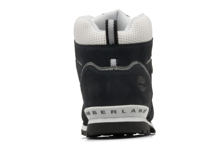 Boots en enkellaarsjes Timberland Splitrock 2 Kid Blauw rechts