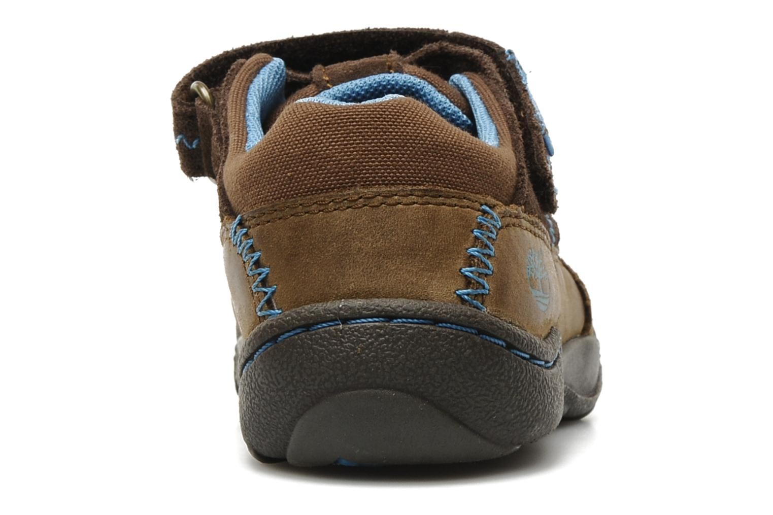 Trainers Timberland Crown Point Fisherman 2 Brown view from the right