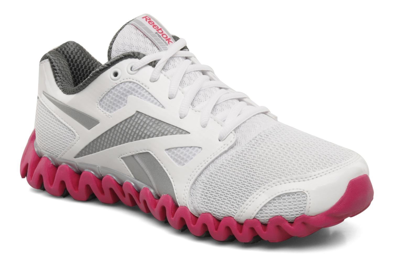 Chaussures de sport Reebok Premier Zigfly 2 W Blanc vue détail/paire