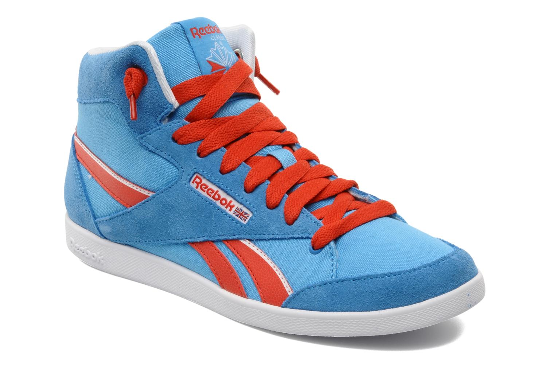 Sneakers Reebok Fabulista Mid Blauw detail