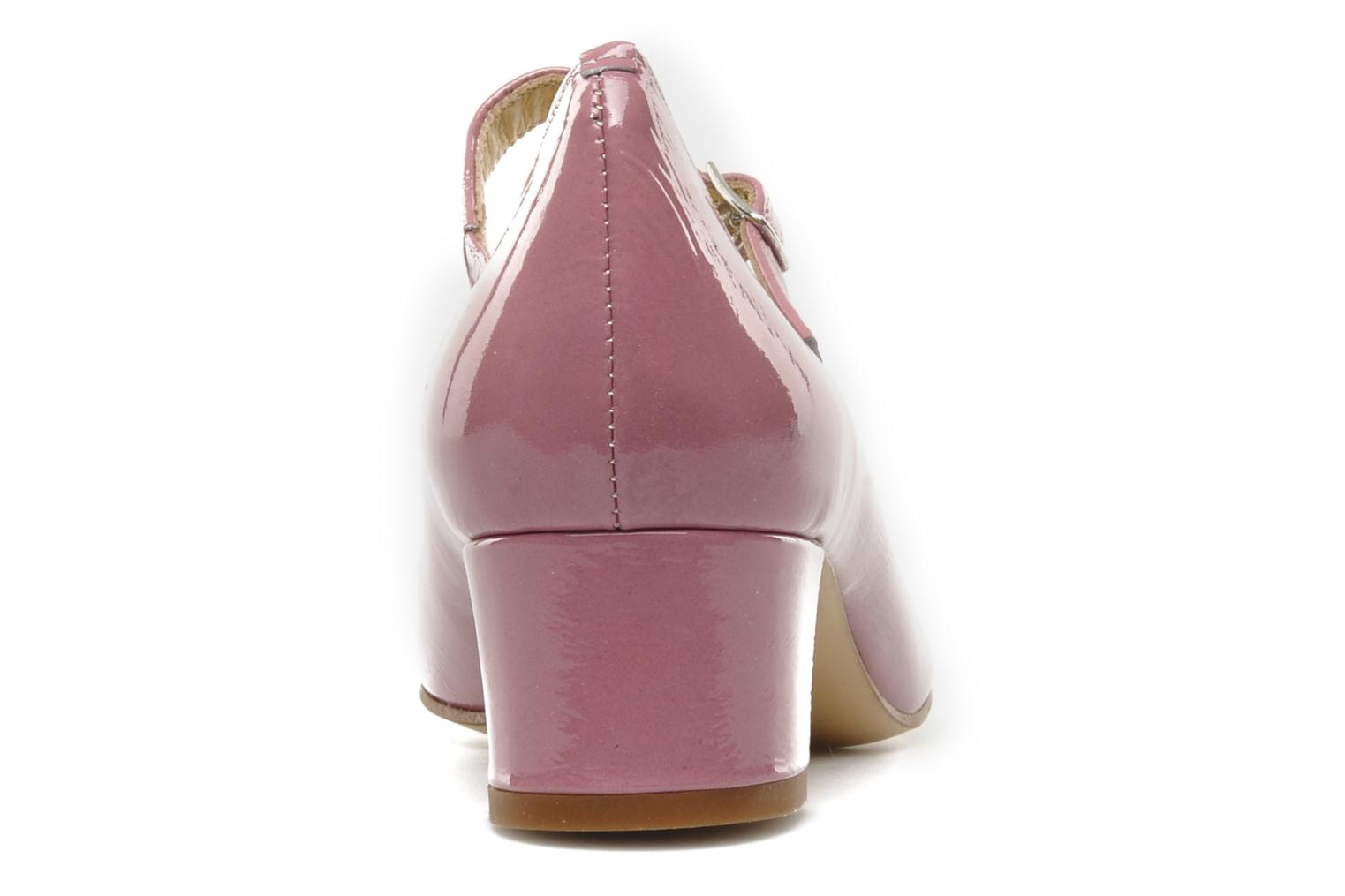 High heels Elizabeth Stuart Liga Pink view from the right