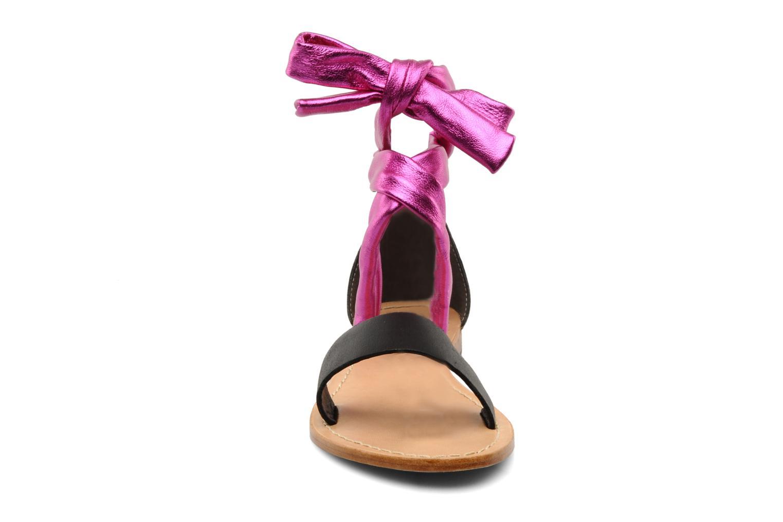 Sandals Mellow Yellow Jaipur Pink model view