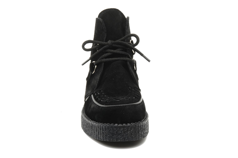 Boots en enkellaarsjes Underground Wulfrun High M Zwart model