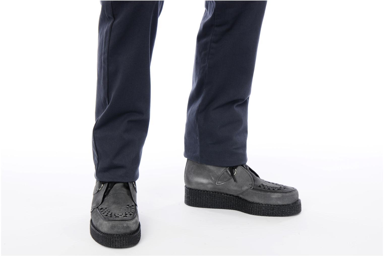 Boots en enkellaarsjes Underground Wulfrun High M Zwart onder