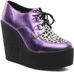 Chaussures à lacets Femme Flashies