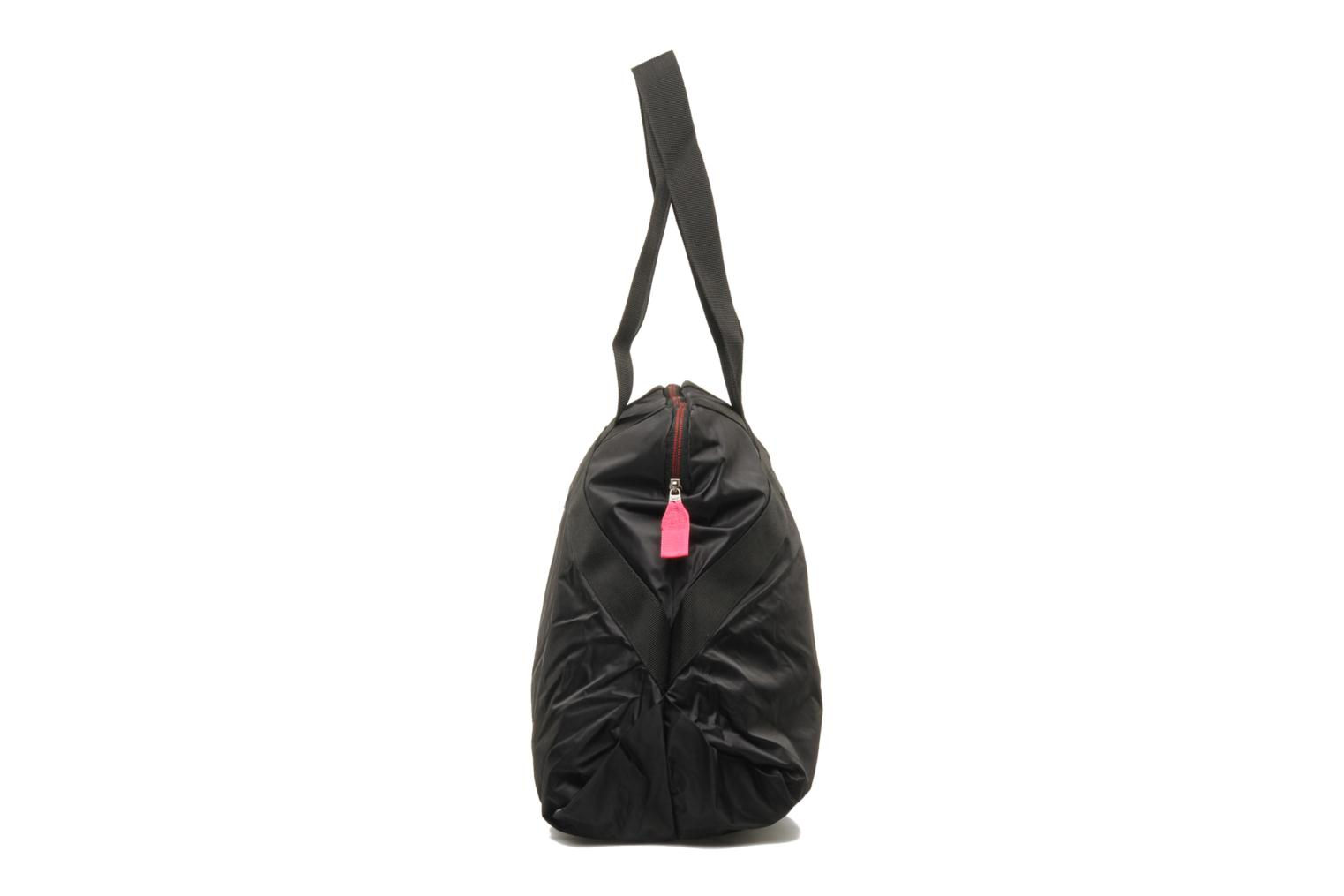 Ath B Duffle BLACK/CONDENSED PINK S09