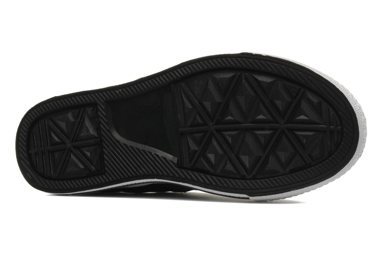 Sneaker Skechers Roswell grau ansicht von oben