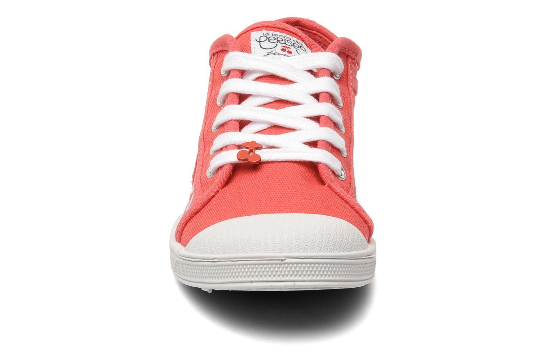 Sneakers Le temps des cerises Basic 02 E Roze model