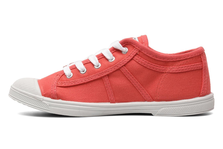 Sneakers Le temps des cerises Basic 02 E Roze voorkant
