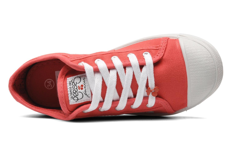 Sneakers Le temps des cerises Basic 02 E Roze links