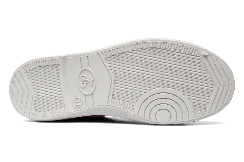 Sneakers Le temps des cerises Basic 02 E Roze boven