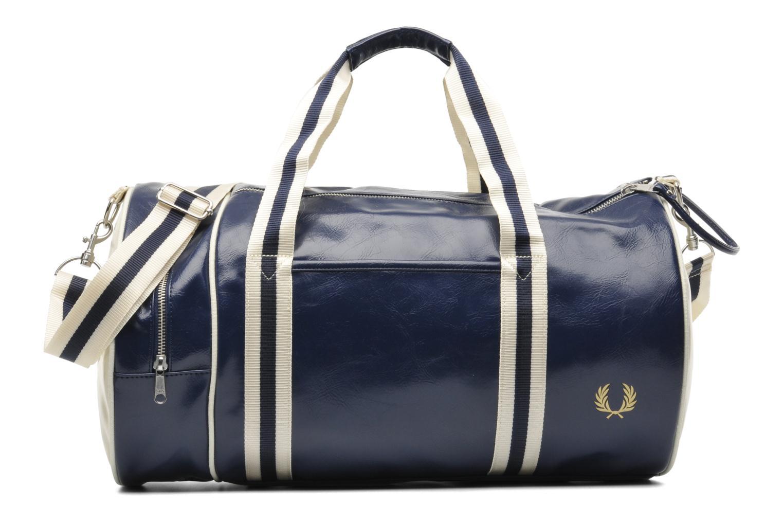 Sacs de sport Fred Perry Classic Barrel Bag Bleu vue détail/paire